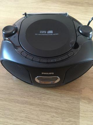 Reproductor CD/Radio Phillips