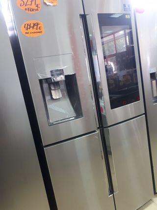 SAMSUNG Family Hub RF56M9540SR frigorífico