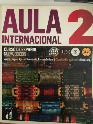 AULA 2 internacional - A2 Spanish Book