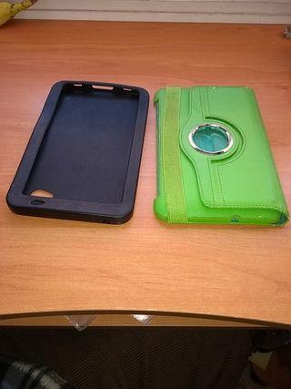 2 fundas tablet