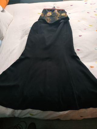 Corpiño y falda de fiesta T. 38