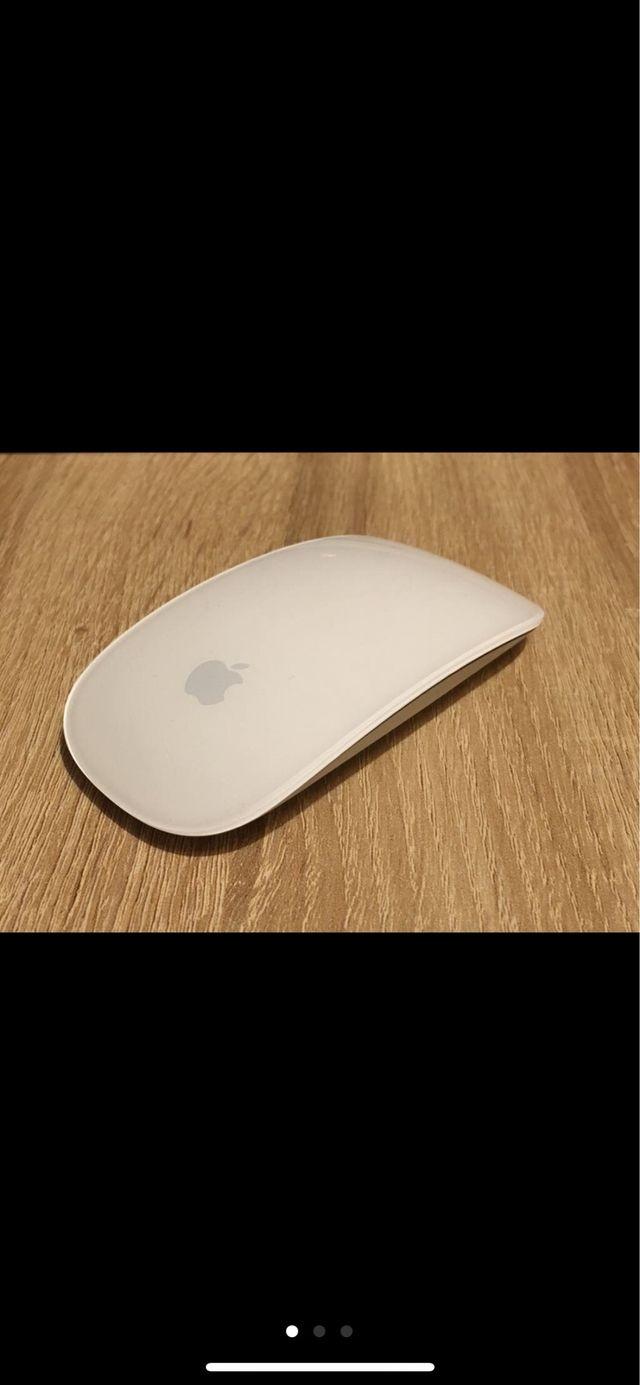 Mouse apple Bluetooth sin cables usado nuevo
