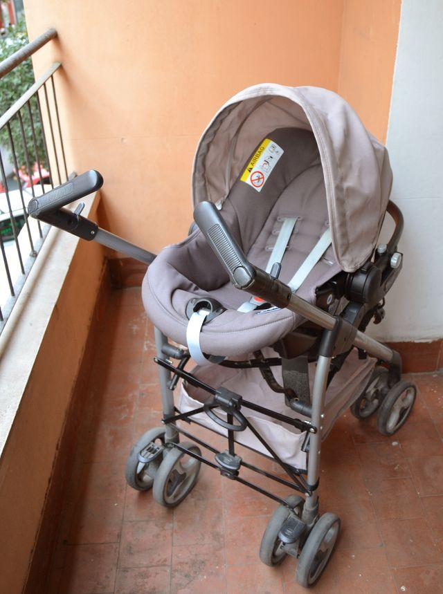 Carrito bebé Chicco Trio Sprint 3 piezas