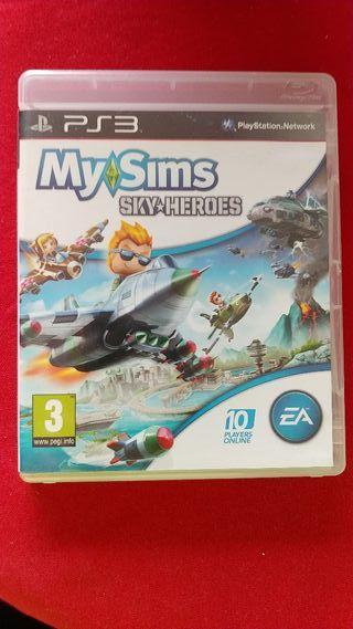 Juegos Ps3 My Sims