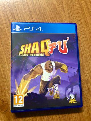 SHAQ FU - PS4