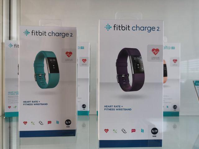 Fitbit Charge 2 (Articulo nuevo en liquidación)