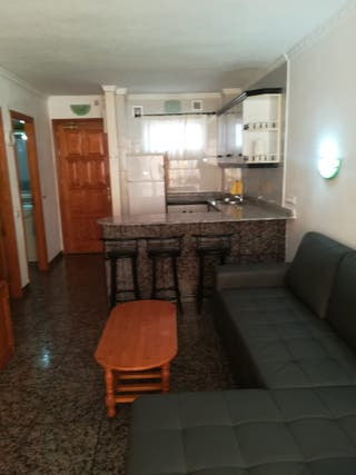 Apartment for rent in Águila beach with 2 rooms