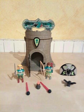 Playmobil - Torre Caballeros del Dragón Ref. 4775