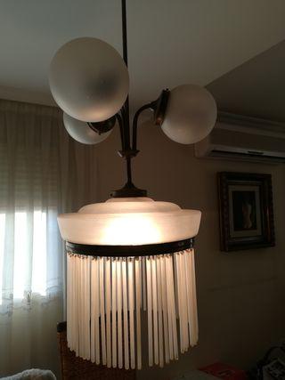 Lámparas Aldaia segunda colgantes en mano WALLAPOP de en PZukXi