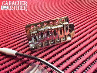 Puente guitarra Stratocaster