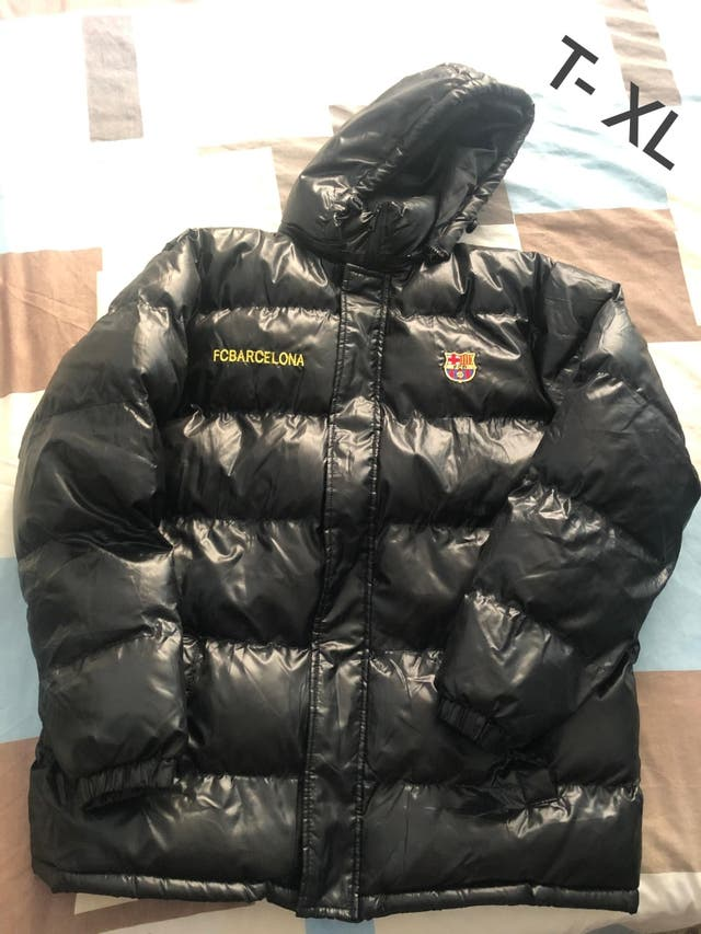 chaqueta barça