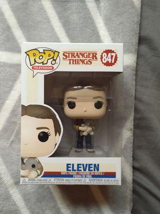 Funko Eleven con oso exclusivo Stranger Things