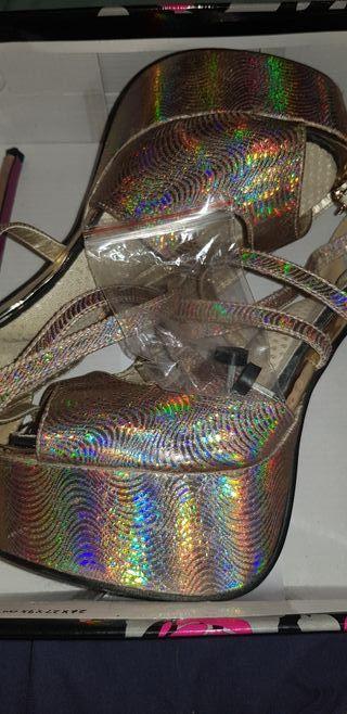 Zapato tacon 15cm
