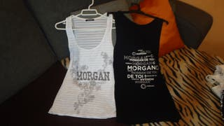 morgan camisetas
