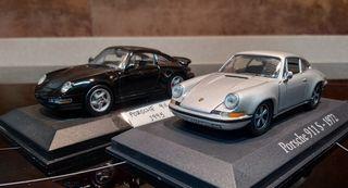Oferta Porsche 911 escala 1/43