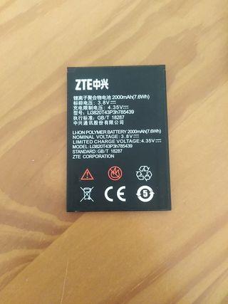 batería de móvil ZTE l3 blade
