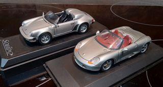 Oferta Porsche escala 1/43