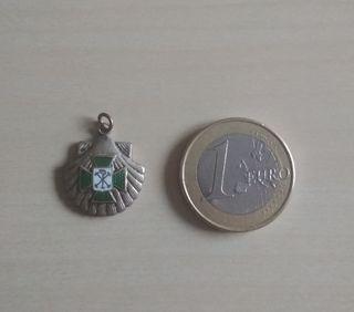 Antigua medalla acción católica 1948