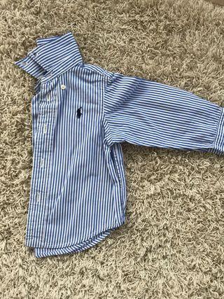 Camisa niño Ralph Lauren