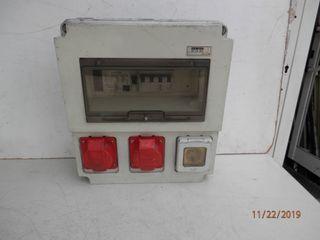 CUADRO ELECTRICO TRIFASICO-MONOFASICO 103