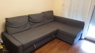 Sofá cama/ modelo IKEA