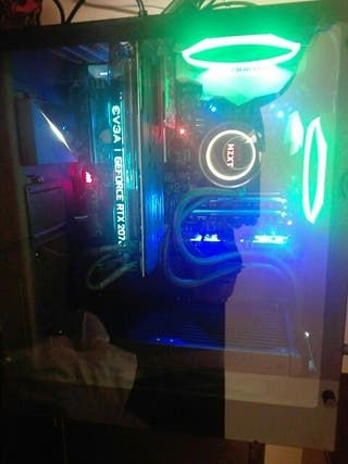 Pc Gamer+teclado+monitor