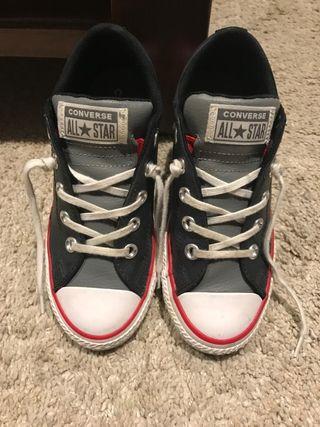 Zapatillas Converse de niño