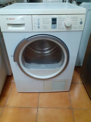 secadora marca Bosch