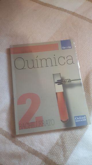Libro Química 2º bachillerato