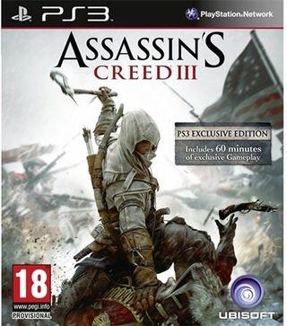 Assassin's Creed 3 - PS3 Playstation 3