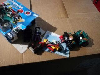 Playmobil con coche