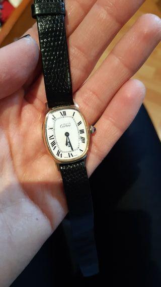 Reloj Cartier Mujer Vintaje