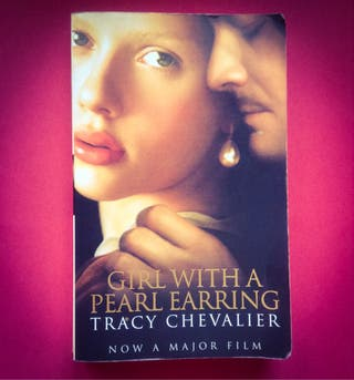 'Girl with a pearl earring' de Tracy Chevalier