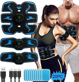 Electroestimulador muscular abdominales nuevo