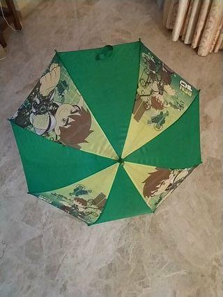 paraguas BEN10
