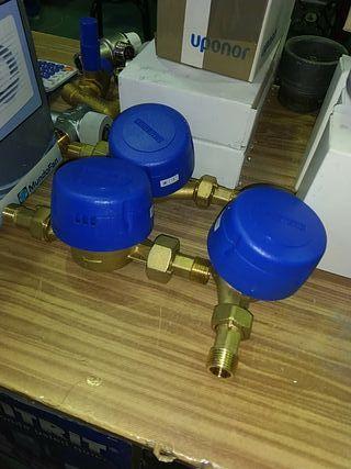 contadores agua fría