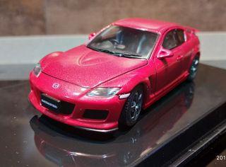 Mazda RX-8 escala 1/43