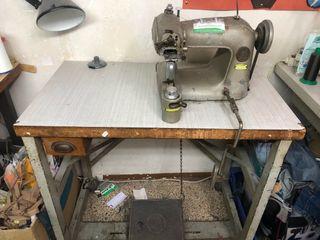 Máquina de coser bajos