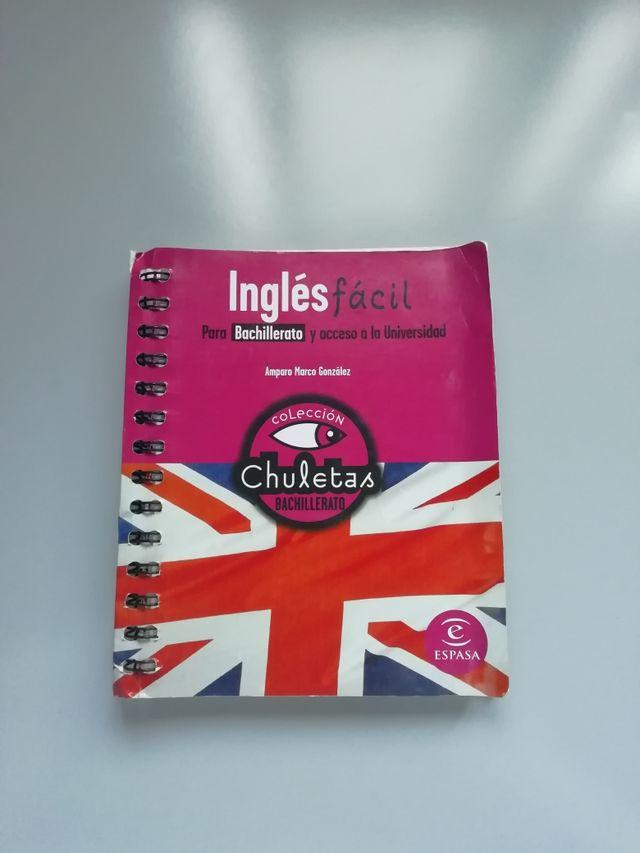 Libro para aprender inglés fácilmente