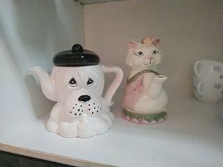Teteras porcelana