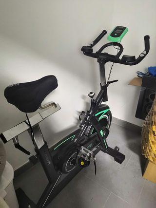 Bici indoor estatica, Extreme 25+ sillin KTS