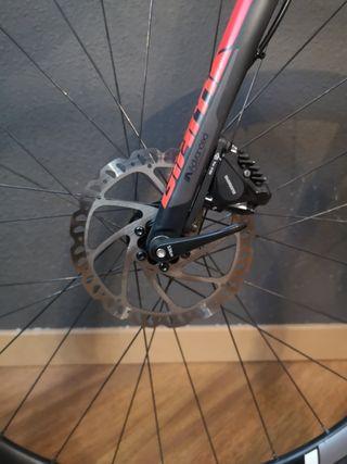 bicicleta carretera giant tcr advanced