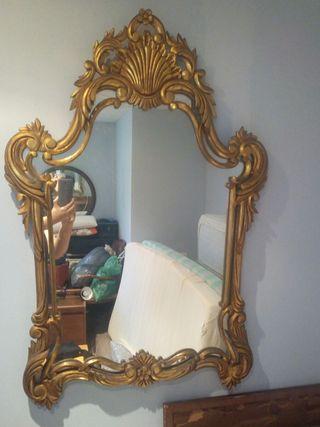 espejo cornucopia