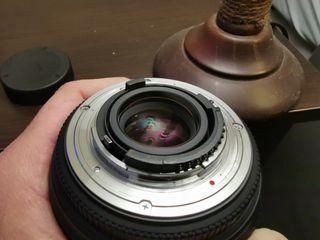 Sigma 24-70 if f2.8 Nikon