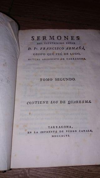 libros antiguos lote de 4