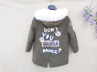 Marca zara chaqueta abrigo niña 11 12 años