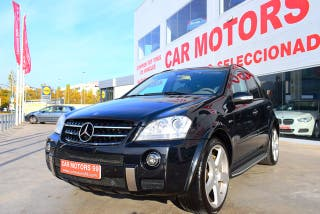 Mercedes-Benz Clase ML 63 AMG 510CV