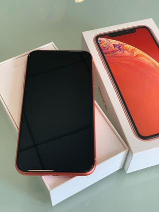iPhone XS 64gb Coral