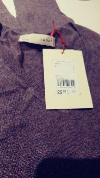 Jersey de hombre marca Celio TXL