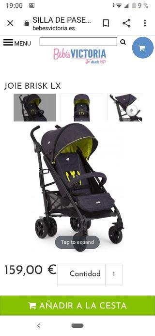 silla de paseo bebé unisex